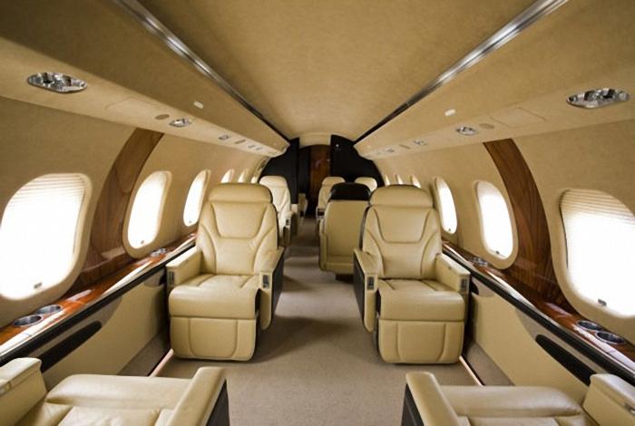 加拿大庞巴迪公司 探豪华私人飞机如何定制
